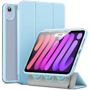 ESR iPad Mini (2021) Rebound Hybrid Flip Cover - Frosted Blue