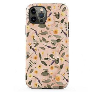 Burga iPhone 12 / 12 Pro Tough Fashion Case - Sunday Brunch