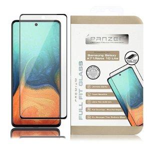 Panzer Premium Samsung Galaxy Note10 Lite / A71 Full-Fit Panserglas