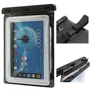 """MicroMobile Vandtæt Universal Cover 8-10"""" - Sort - Maks. Tablet Str. 255 x 185 mm"""