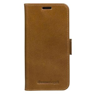 Dbramante1928 Copenhagen Slim iPhone 11 Pro Max Flip Cover - Brun