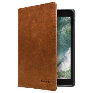 dbramante1928 Copenhagen iPad 10.2 (2021 / 2020 / 2019) Læder Flip cover - Brun