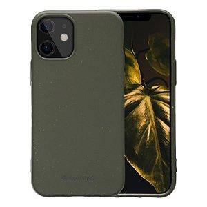 dbramante1928 Grenen iPhone 12 / 12 Pro Miljøvenligt Plastik Cover - Dark Olive Green