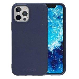 dbramante1928 Grenen iPhone 12 Pro Max Miljøvenligt Plastik Cover - Ocean Blue