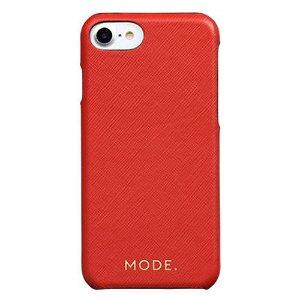 iPhone 8/7/6/6s dbramante1928 London Mode Case Red Lava