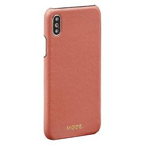 iPhone X / XS dbramante1928 London Mode Case Rusty Rose m. Sort Kant