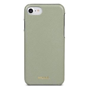 iPhone 8/7/6/6s dbramante1928 London Mode Case Olive Green