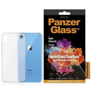 iPhone XR PanzerGlass ClearCase - Gennemsigtig