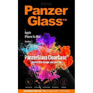 iPhone XS Max PanzerGlass ClearCase - Gennemsigtig