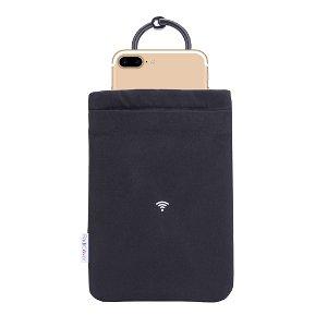 RadiCover Mobil Taske Sort - (Maks. Mobil: 175 x 125 x 20 mm)