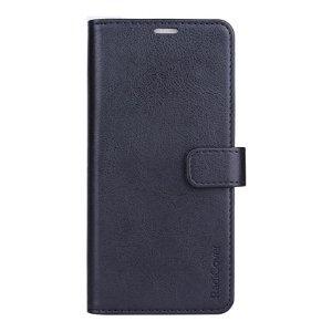 RadiCover 2-in-1 - Samsung Galaxy A72 (4G/5G) - Kunst Læder Cover - 86% Strålingsbeskyttelse - Sort