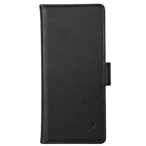 GEAR Sony Xperia 5 Læder Wallet Cover - Sort