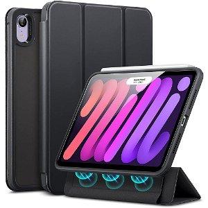 ESR iPad Mini (2021) Rebound Hybrid Flip Cover - Frosted Black