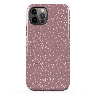 Burga iPhone 12 / 12 Pro Tough Fashion Case - Hot Cocoa