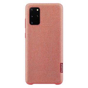 Original Samsung Galaxy S20+ (Plus) Kvadrat Cover - Rød (EF-XG985FR)