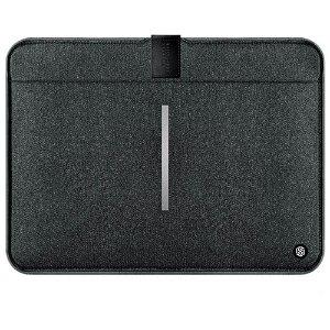 """Macbook Pro 15-16"""" Stødabsorberende Sleeve - Sort"""