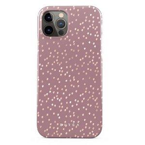 Burga iPhone 12 Pro Max Tough Fashion Case - Hot Cocoa