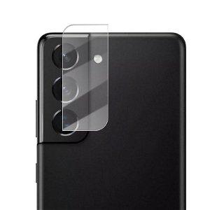 Samsung Galaxy S21 Mocolo Beskyttelsesglas til Kameralinse - Gennemsigtig