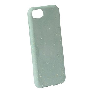 Vivanco Go Green iPhone SE (2020) / 8 / 7 / 6 / 6s Cover - 100% Miljøvenligt & Kompost Venligt - Grøn