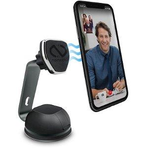 Naztech MagBuddy Desk Magnetisk Mobil- og Smartwatchholder til Skrivebord