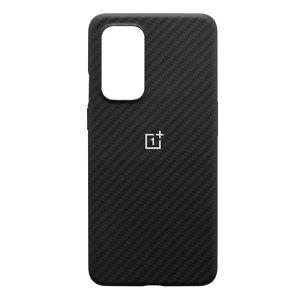 Original OnePlus 9 Pro Cover Karbon Bumper - Black