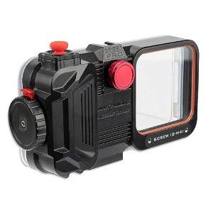 4Smarts Active Pro Universal Vandtæt Case m.Bluetooth funktion - Gennemsigtig