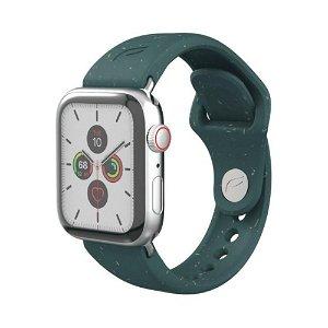 Pela Miljøvenligt & 100% Plantebaseret Apple Watch (38-41mm) Rem - Grøn