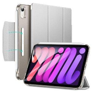 ESR iPad Mini (2021) Ascend Tri-Fold Flip Cover - Grå