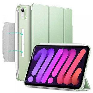 ESR iPad Mini (2021) Ascend Tri-Fold Cover - Lysegrøn