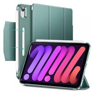 ESR iPad Mini (2021) Ascend Tri-Fold Cover - Mørkegrøn