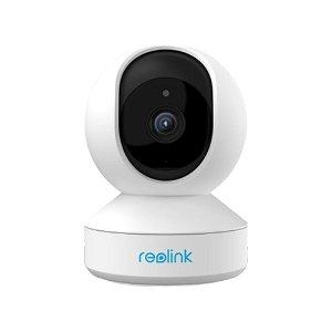 Reolink E1 Zoom Trådløs 5G Indoor Overvågningskamera - Hvid