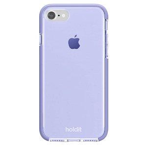 Holdit iPhone 8 Plus / iPhone 7 Plus Seethru Bagside Case- Lavender