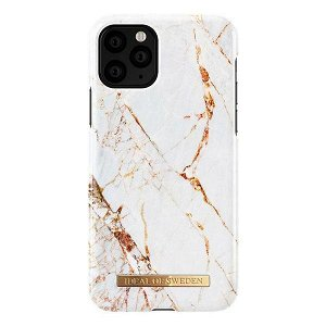 iDeal Of Sweden iPhone 11 Pro Cover Fashion Case Carrara Gold Marble