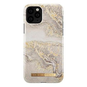 iDeal Of Sweden iPhone 11 Pro Max Cover Fashion Case Greige Marble