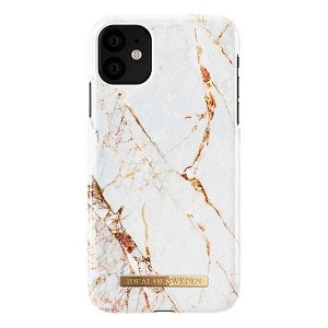 iDeal Of Sweden iPhone 11 Cover Fashion Case Carrara Gold Marble