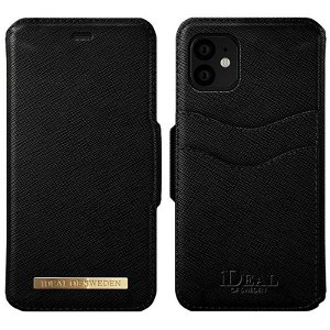 IDeal Of Sweden iPhone 11 Fashion Wallet Cover - Sort