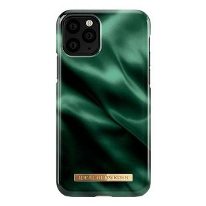iDeal Of Sweden iPhone 11 Pro Cover Fashion Case Emerald Satin