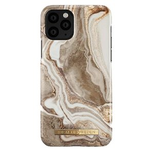 iDeal Of Sweden iPhone 11 Pro Cover Fashion Case Golden Sand Marble
