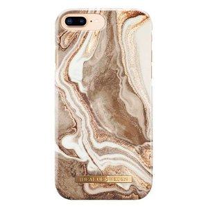 iDeal Of Sweden iPhone 8 Plus / 7 Plus / 6(s) Plus Fashion Case Golden Sand Marble