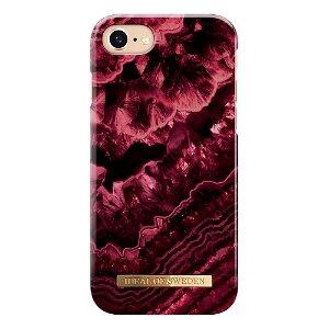 iDeal Of Sweden iPhone SE (2020) / 8 / 7 / 6 / 6s Fashion Case Claret Agate