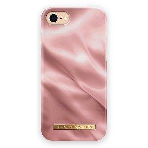 iDeal Of Sweden iPhone SE (2020) / 8 / 7 / 6 / 6s Fashion Case Rose Satin