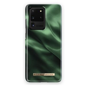 iDeal Of Sweden Samsung Galaxy S20 Ultra Cover Fashion Case Emerald Satin