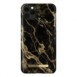 iDeal Of Sweden iPhone 11 Pro Max Fashion Case Golden Smoke Marble