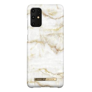iDeal Of Sweden Samsung Galaxy S20+ (Plus) Fashion Case Golden Pearl Marble