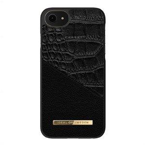 iDeal Of Sweden iPhone SE (2020)/8/7/6/6s Fashion Case Atelier Nightfall Croco