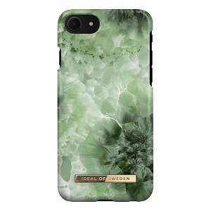 iDeal Of Sweden iPhone SE (2020) / 8 / 7 / 6s / 6 Fashion Case Crystal Green Sky