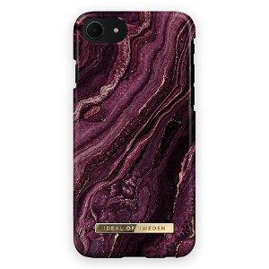 iDeal Of Sweden iPhone SE (2020) / 8 / 7 / 6s / 6 Fashion Case Crystal Golden Plum