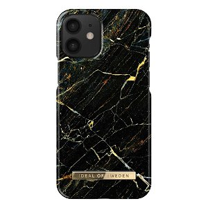iDeal Of Sweden iPhone 12 Mini Cover Fashion Case Port Laurent Marble