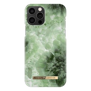 iDeal Of Sweden iPhone 12 Pro / 12 Fashion Case Crystal Green Sky