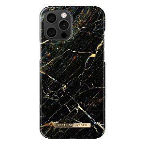 iDeal Of Sweden iPhone 12 Pro Max Cover Fashion Case Port Laurent Marble